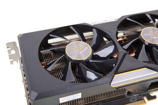 Sapphire Radeon R9 Fury Tri-X OC - Lüfter