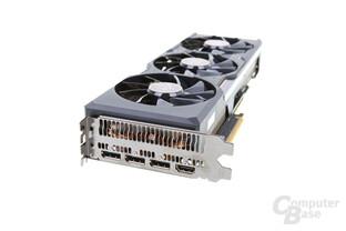 Sapphire Radeon R9 Fury Tri-X OC - Monitor-Anschlüsse