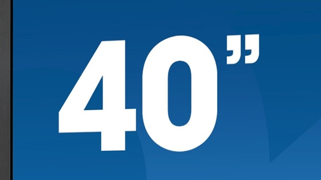 "ProLite LE4041UHS: iiyamas 40""-Allzweck-Display mit UHD ohne Standfuß"