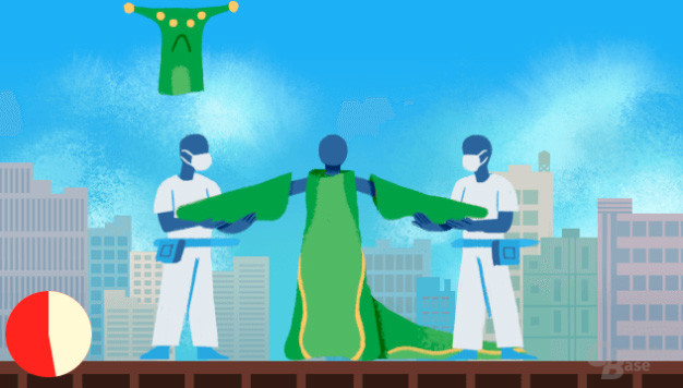 Google Doodle zu Ehren von Godzilla-Effektkünstler Eiji Tsuburaya