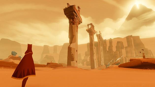 Journey: Im Juli mit Cross-Buy-Unterstützung auf der PlayStation 4