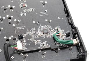 USB-Hub-Controller (Genesys Logic GL852G)