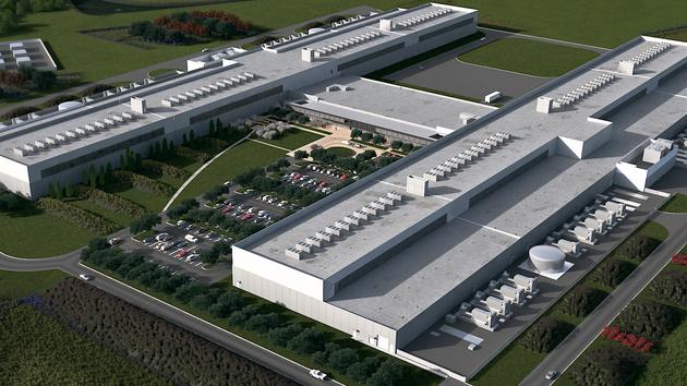 Facebook: 500 Millionen US-Dollar für neues Rechenzentrum