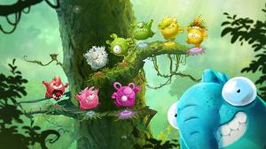 Rayman Adventures: Jump'n'Run mit 60 FPS auf Tablets und Smartphones