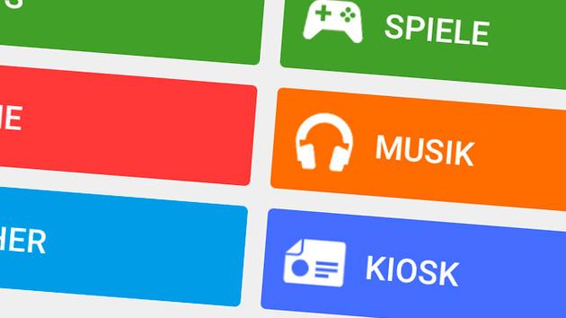 Google Play Store: Version 5.7.6 bringt kleine Design-Änderungen