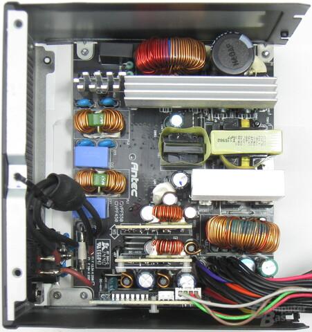 Antec VPF550 – Technik