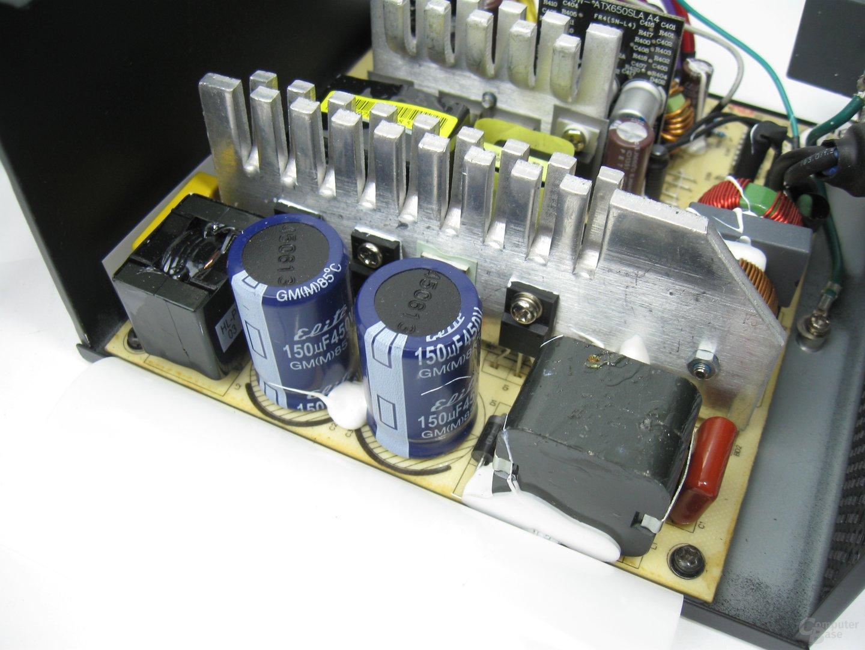 "LC-Power LC6560GP3 V2.3 ""Silver"" – Primärseite"