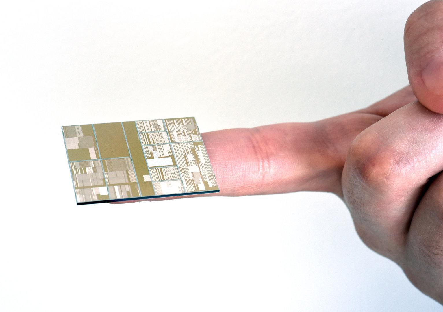 7-Nanometer-Technologie