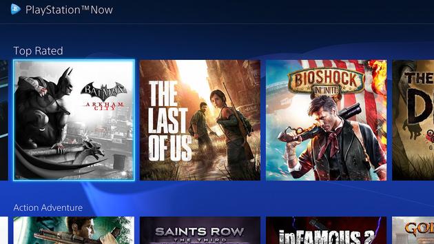 """PlayStation Now: Streaming-Dienst """"verjüngt"""" Marken und Spiele"""