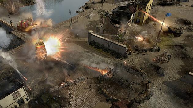 Company of Heroes 2: Erweiterung The British Forces bringt Briten zurück