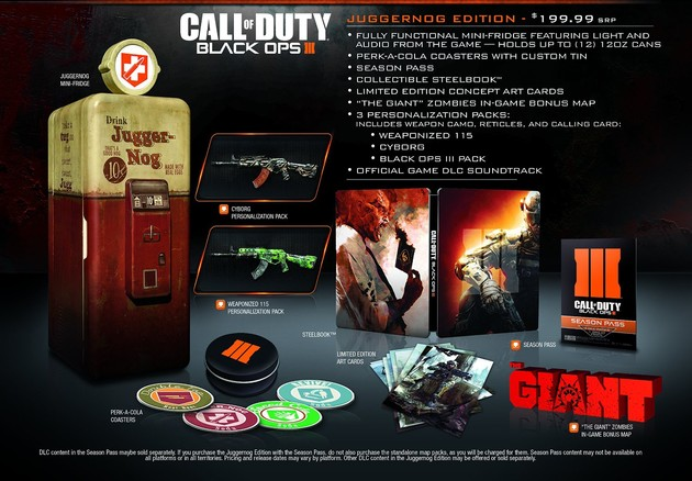 "Inhalt der ""Juggernog Edition"""