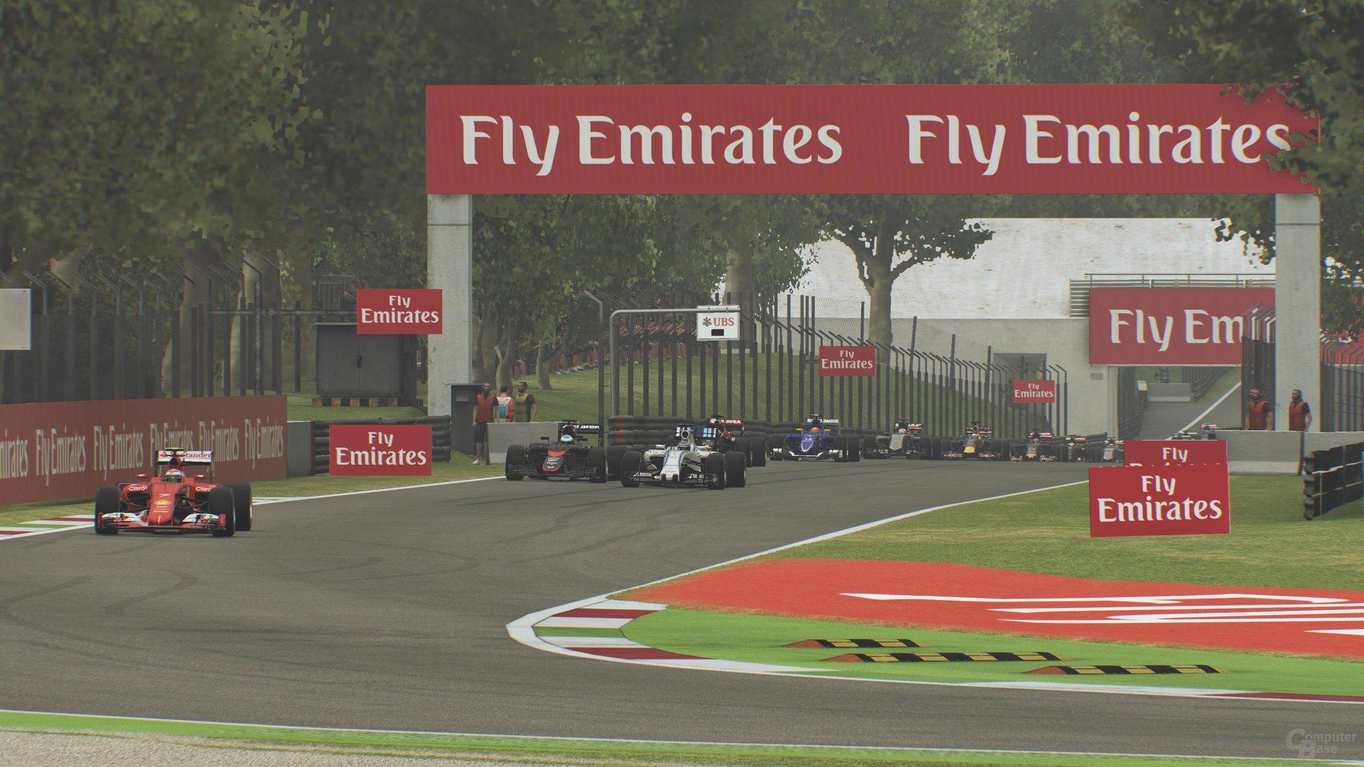 F1 2015 im Test