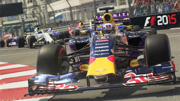 F1 2015 im Test: Der McLaren-Honda im Rennspielgenre