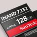 """SanDisk iNAND 7232: 128 GByte mit """"SmartSLC"""" für Smartphone und Tablet"""