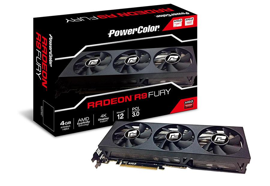 Powercolor Radeon R9 Fury