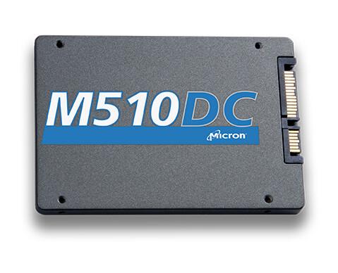 Micron M510DC SSD für Unternehmen