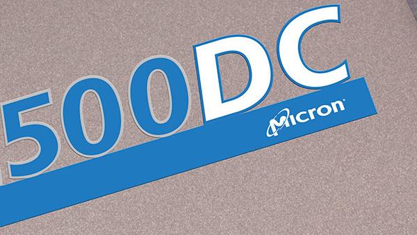 Micron M510DC SSD: Neuauflage mit TCG Enterprise und 16-nm-NAND