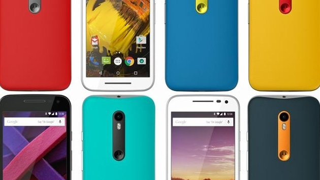Moto Maker: Buntes Moto G, Event am 28. Juli