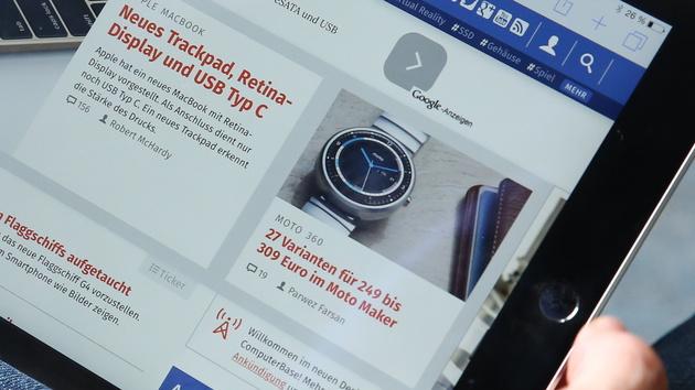 Spekulation: Neue iPad Pro und mini statt Air im Herbst