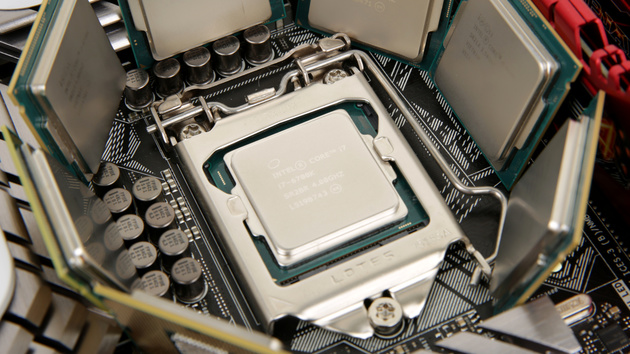 Prozessoren: Benchmarks & Methodik
