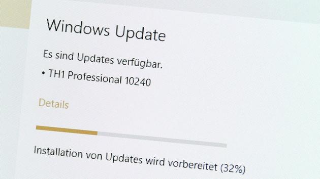 Windows 10: Build 10240 soll RTM-Status haben und ist verfügbar