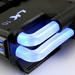 Gaming-Tastatur: Lioncast K15 mit Rubberdomes und Tunnelbeleuchtung