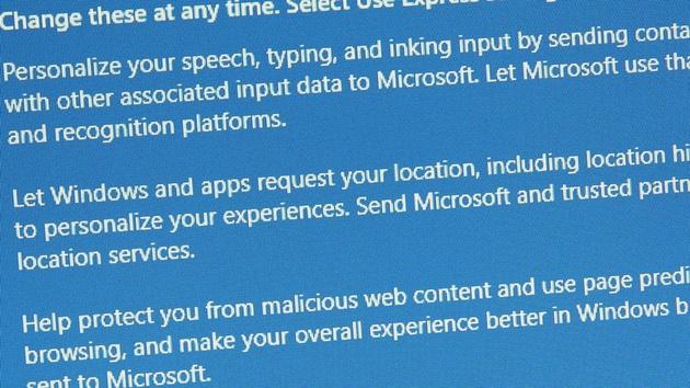Windows 10: Lizenzbedingungen aus Build 10240 im Wortlaut