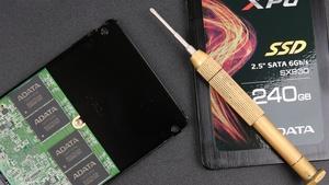 Adata SX930 SSD im Test: Große Worte scheitern trotz pSLC-Cache im Praxistest