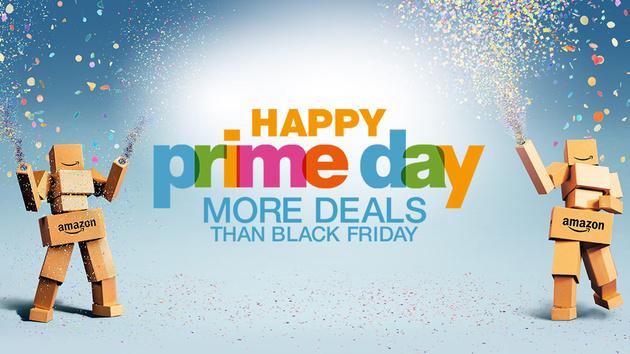 Prime Day: Mehr Verkäufe als am Black Friday