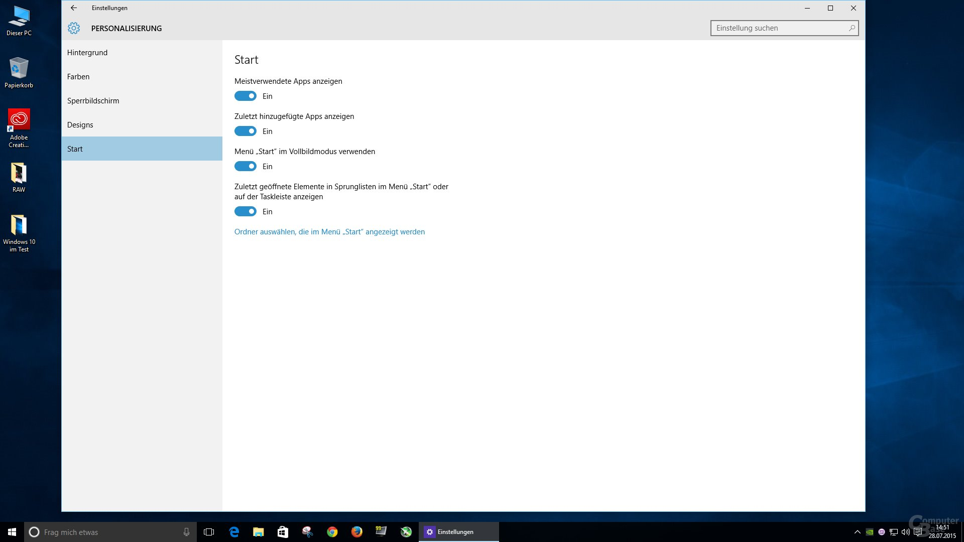 Windows 10 ISO - Download - ComputerBase
