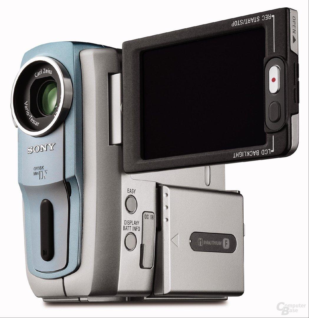 Sony DCR-PC107