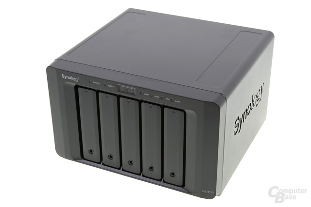 Synology DS1515+ im Test