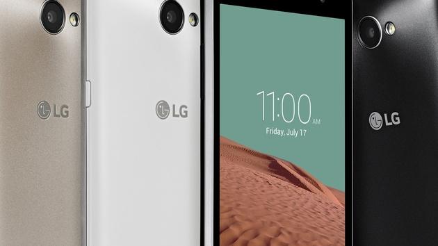 LG Bello II: Aktuelles Betriebssystem und Selfie-Blitz für Einsteiger