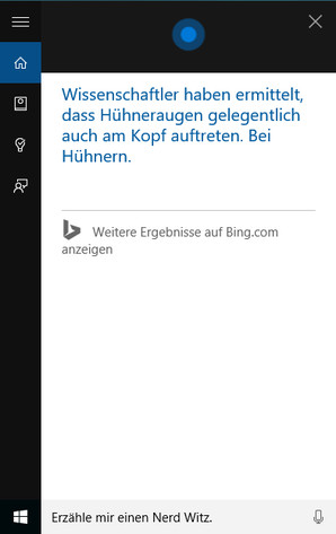 Erzähl mir einen Witz – Deutsch
