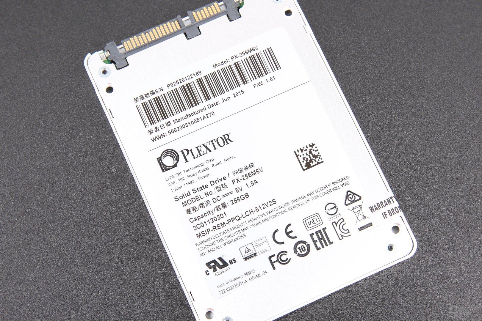 Plextor M6V 256 GB