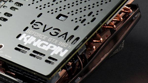 EVGA GTX 980 Ti Kingpin: Mit vorselektierten GPUs teurer als die Titan X