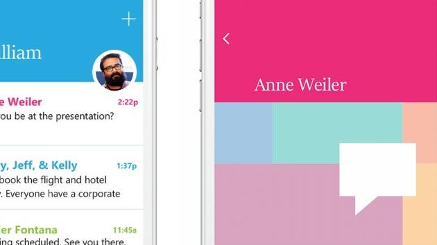 Send: Microsofts Messenger nutzt E‑Mail zum Chatten