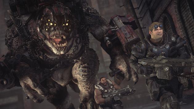Microsoft: Gears of War Ultimate Edition zuerst auf der Xbox One