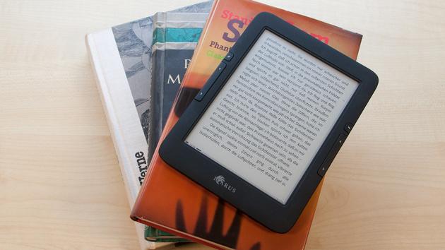 Icarus Illumina Skoobe Edition: E-Book-Reader mit nativer Skoobe-Unterstützung