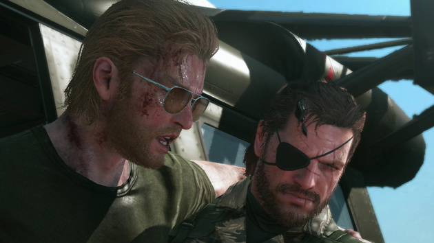 Metal Gear Solid V: The Phantom Pain kostenlos mit bestimmten Nvidia-Grafikkarten