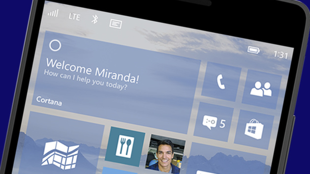 Microsoft: Windows 10 Mobile Build 10166 für den Slow Ring