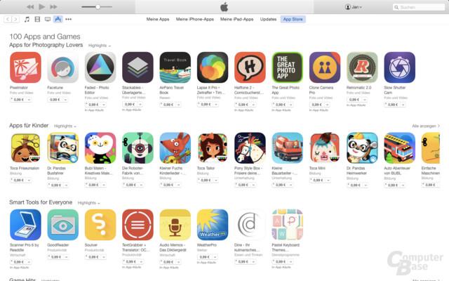 App Store Summer Sale