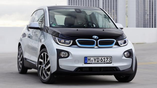 Elektroauto: Apple soll Interesse am BMW i3 gezeigt haben