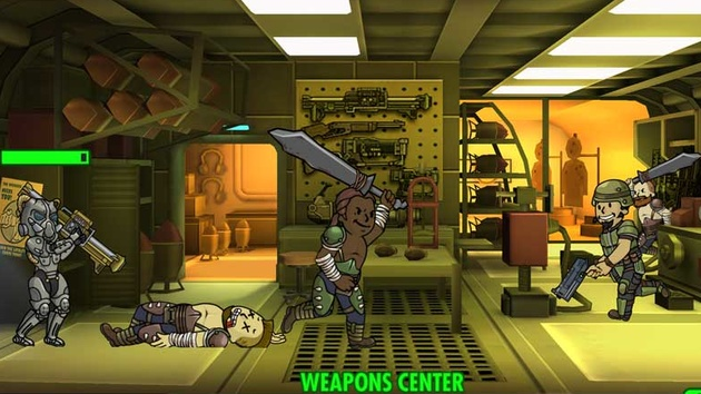 Fallout Shelter: Ab dem 13. August auch für Android-Geräte