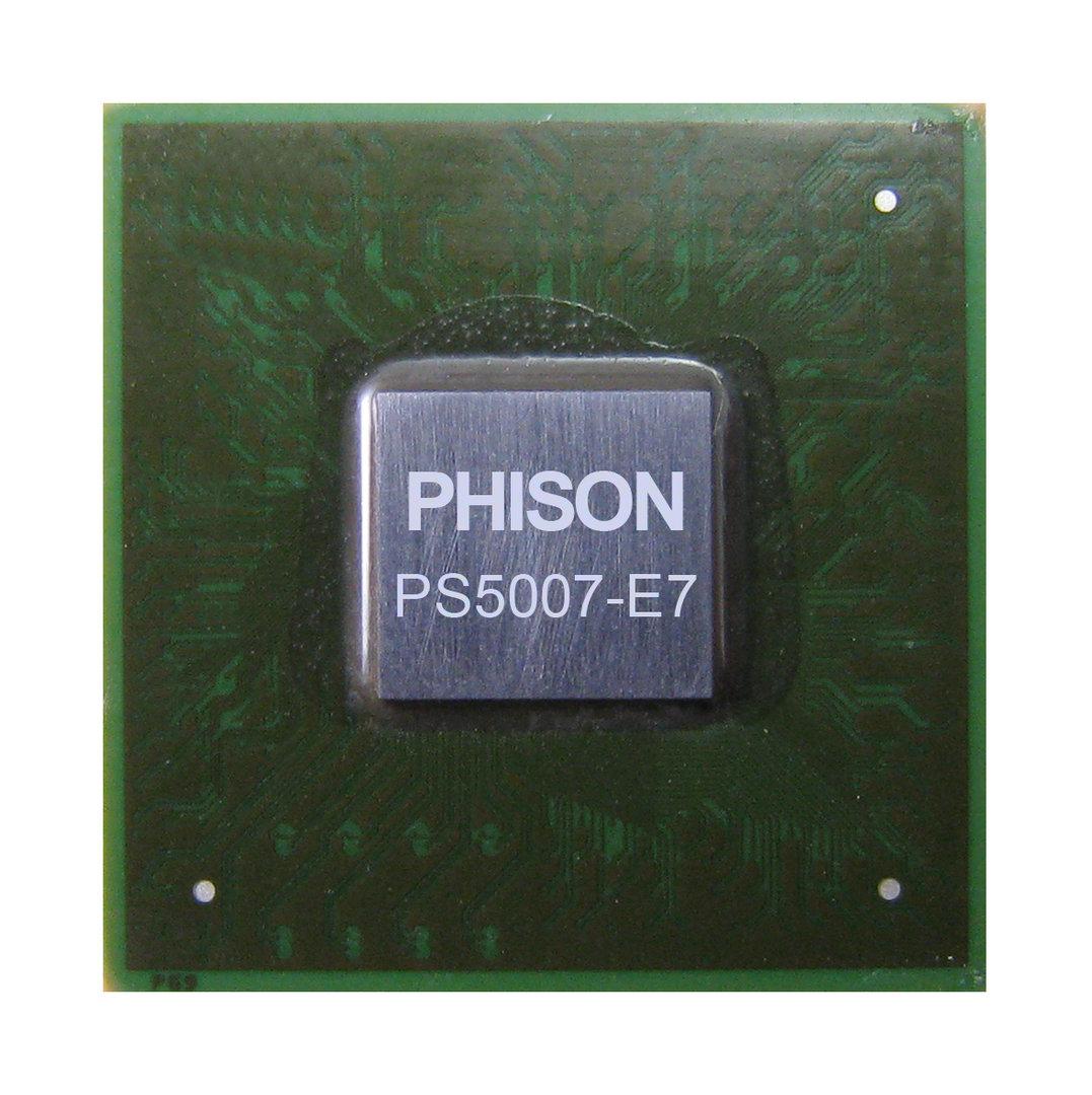 NVMe-SSD-Controller Phison PS5007-E7