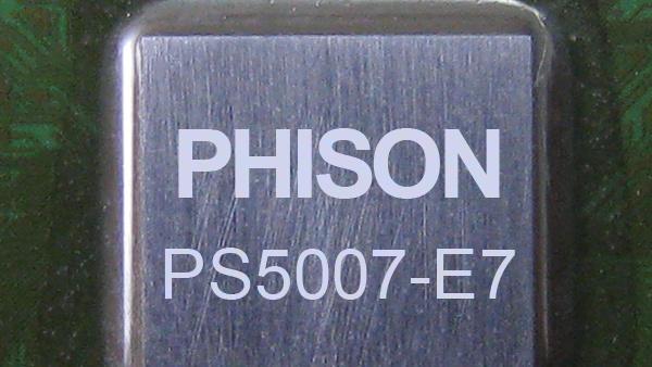 PS5007-E7: Details zum ersten NVMe-SSD-Controller von Phison