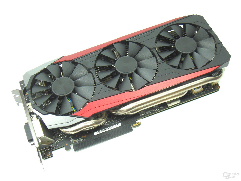 ASUS GeForce GTX 980 Ti Strix OC