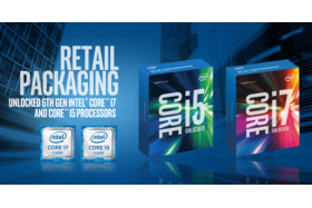 Intels Skylake-K-CPUs als Boxed-Modell
