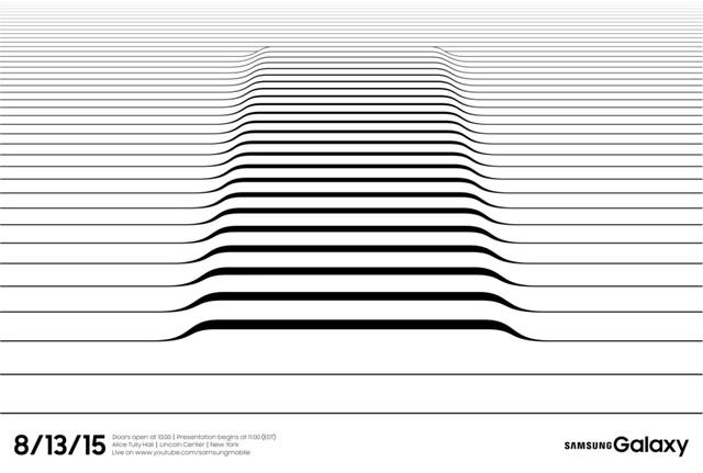 Samsung-Einladung