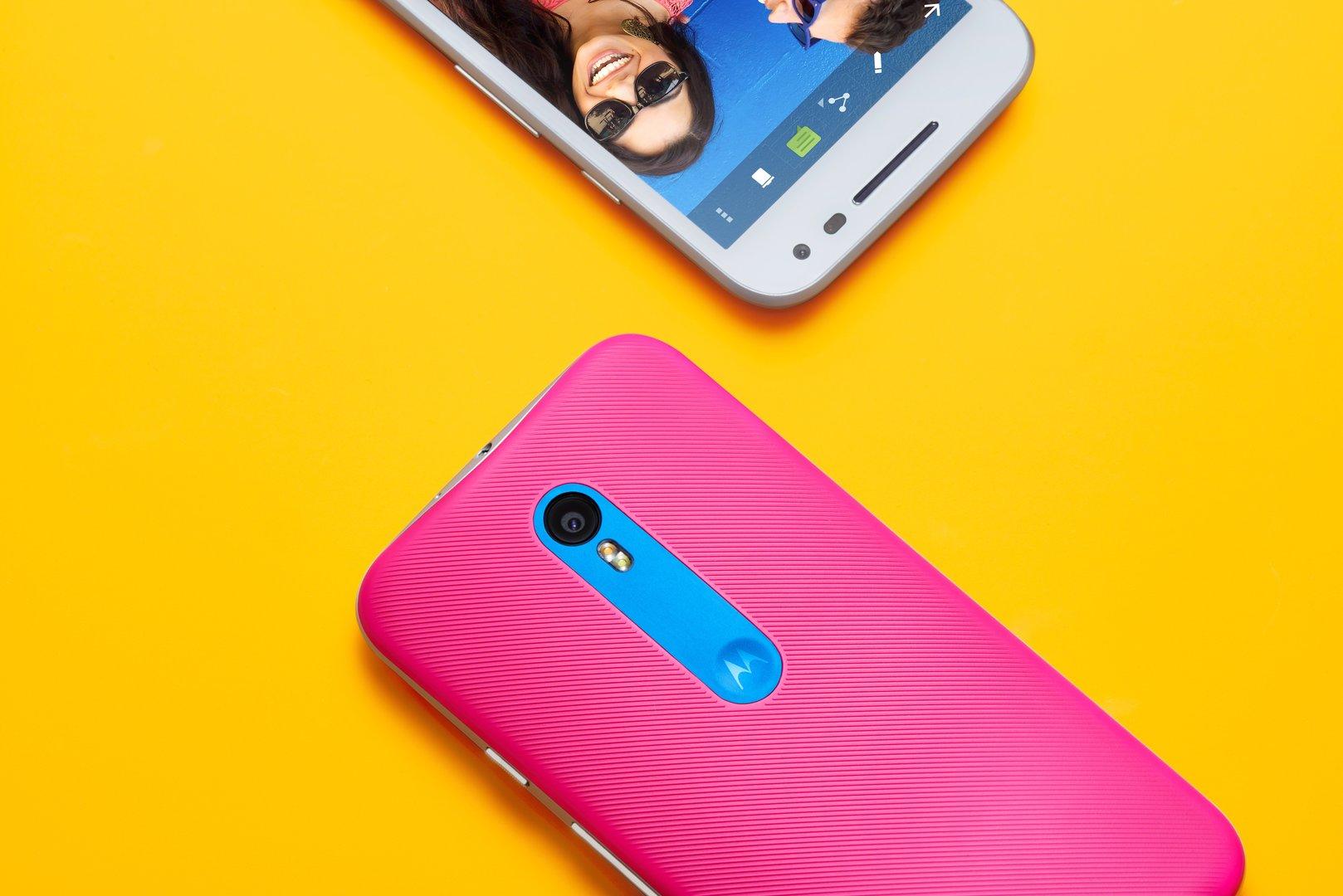 Motorola Moto G (2015)